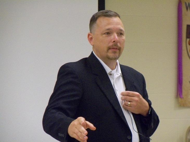 Thom Rigsby, High Performance Coach