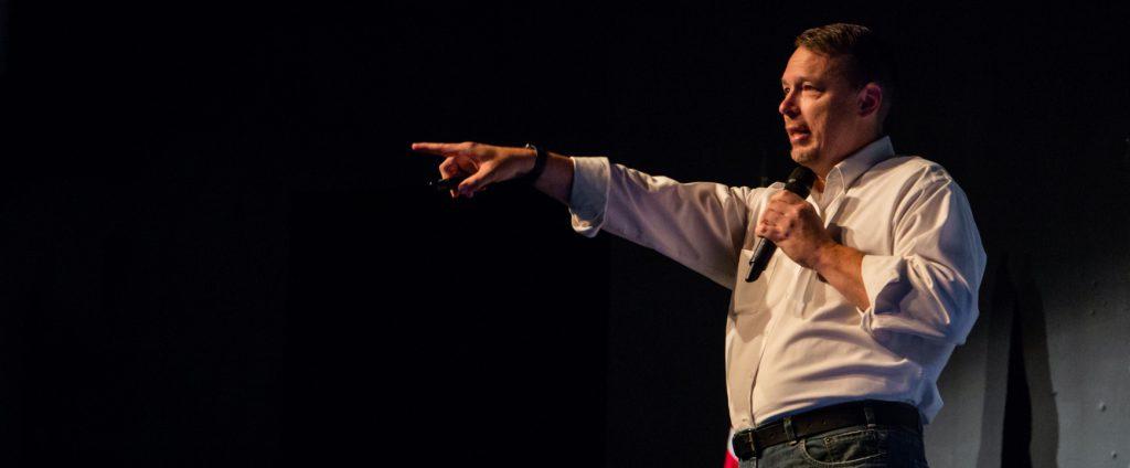 Thom Rigsby Motivational Speaker